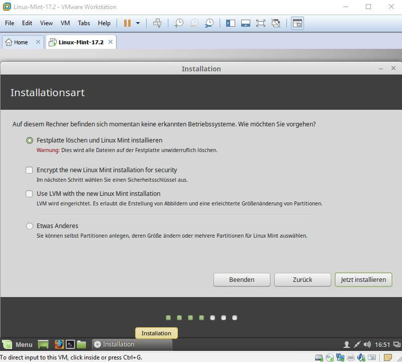 how to show vm from vmware workstatiom 12